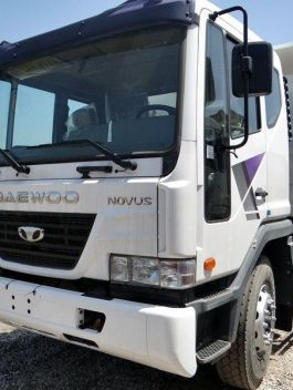 2011 Daewoo NOVUS Trailer Workshop Service Repair Manual