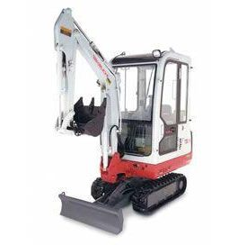 Takeuchi TB016 Compact Excavator Parts Manual DOWNLOAD (SN: 11610001 and up)