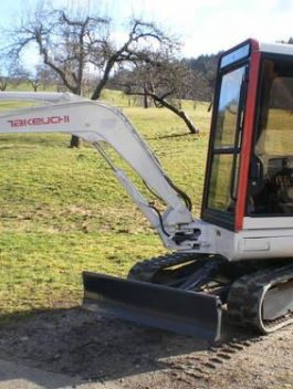 Takeuchi TB025 Compact Excavator Parts Manual DOWNLOAD (SN: 1255001-1258249)