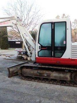Takeuchi TB070 Compact Excavator Parts Manual DOWNLOAD (SN: 1703004-1705487)
