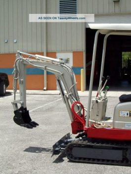 Takeuchi TB108 Compact Excavator Parts Manual DOWNLOAD (SN: 10810004-10812001)