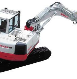 Takeuchi TB1140 Hydraulic Excavator Service Repair Workshop Manual DOWNLOAD
