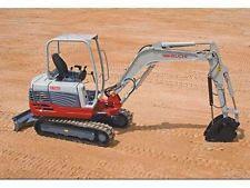 Takeuchi TB1200AL Compact Excavator Parts Manual DOWNLOAD
