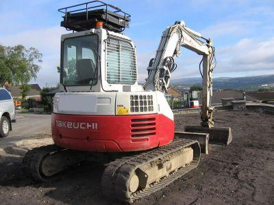 Takeuchi TB180FR Hydraulic Excavator Parts Manual DOWNLOAD (SN: 17840001  and up)