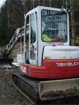 Takeuchi TB53FR Compact Excavator Parts Manual DOWNLOAD (SN: 15810005-15811324)