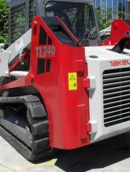 Takeuchi TL240 Crawler Loader Parts Manual DOWNLOAD (SN: 224000001 and up)