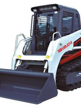Takeuchi TL 140 Operators Manual