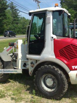 Takeuchi TW80 Wheel Loader Parts Manual DOWNLOAD (SN: E107240)