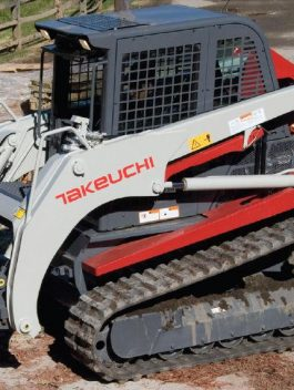 Takeuchi Tl250 Crawler Loader Parts Manual Download (sn: 225000001 And Up)