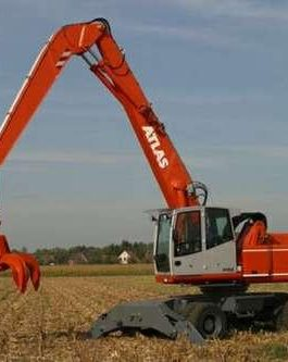 Terex Atlas 1704 1804 Excavator Workshop Service Repair Manual