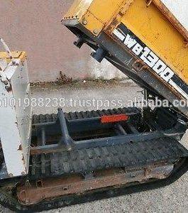 Yamaguchi WB 1500 Crawler Dumper Workshop Service Repair Manual