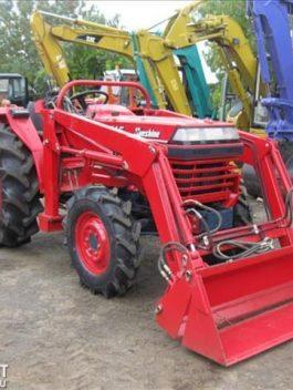 Kubota L1-315DT Tractor Operation Manual Download