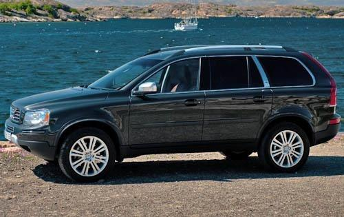 VOLVO 2011  XC90 COMPLETE WORKSHOP SERVICE MANUAL
