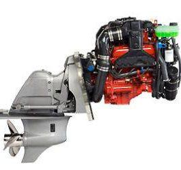 VOLVO PENTA 4.3L 4.3GL GXI OSI ENGINE WORKSHOP REPAIR MANUAL