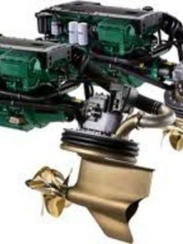 VOLVO PENTA MODELS 230 250 251DOHC AQ131 AQ151 AQ171 MARINE ENGINE REPAIR MANUAL