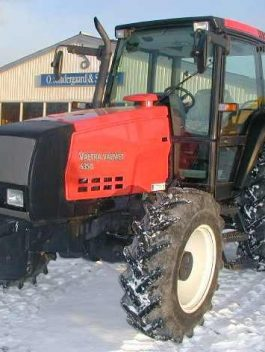 Valtra Valmet 6350 Hi Tractor Workshop Repair Service Manual