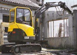 Volvo Ecr28 Compact Excavator Workshop Service Repair Manual Pdf Download