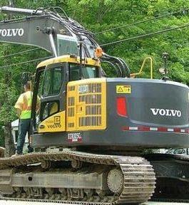 Volvo Ecr305c L Excavator Service Repair Manual Pdf Download