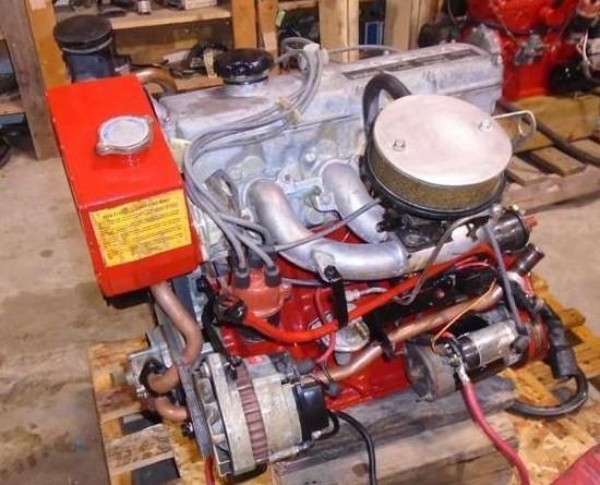 Volvo Penta AQ125 Engine Workshop service Repair Manual