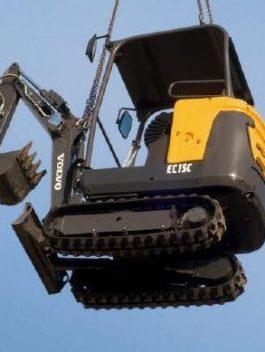 Volvo Ec15c Compact Excavator Workshop Service Repair Manual Pdf Download