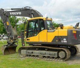 Volvo Ec160d Nl Excavator Service Repair Manual Pdf Download