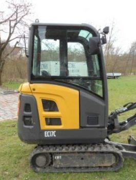 Volvo Ec17c Compact Excavator Workshop Service Repair Manual Pdf Download