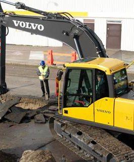 Volvo Ec180c L Excavator Service Repair Manual Pdf Download
