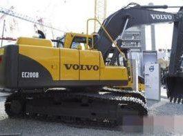 Volvo Ec200b Excavator Workshop Service Repair Manual Pdf Download