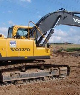 Volvo Ec290b Fx Ec290bfx Excavator Workshop Service Manual Pdf Download