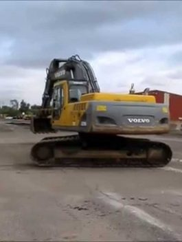 Volvo Ec290b Lr Excavator Workshop Service Manual Pdf Download