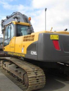 Volvo Ec290c L Ec290cl Excavator Workshop Service Manual Pdf Download