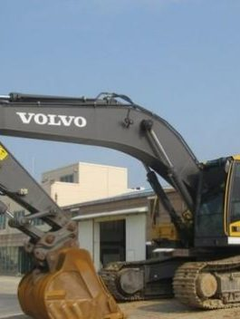 Volvo Ec300d Ld Ec300dld Excavator Workshop Service Manual Pdf Download