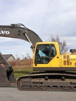 Volvo Ec330b Lc Excavator Workshop Service Manual Pdf Download