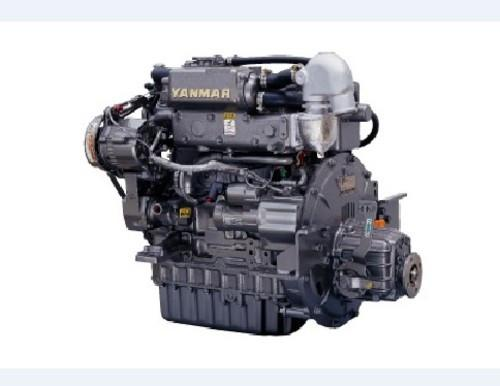 Yanmar 4JHE Manuals - Makes it easy to find manuals online!
