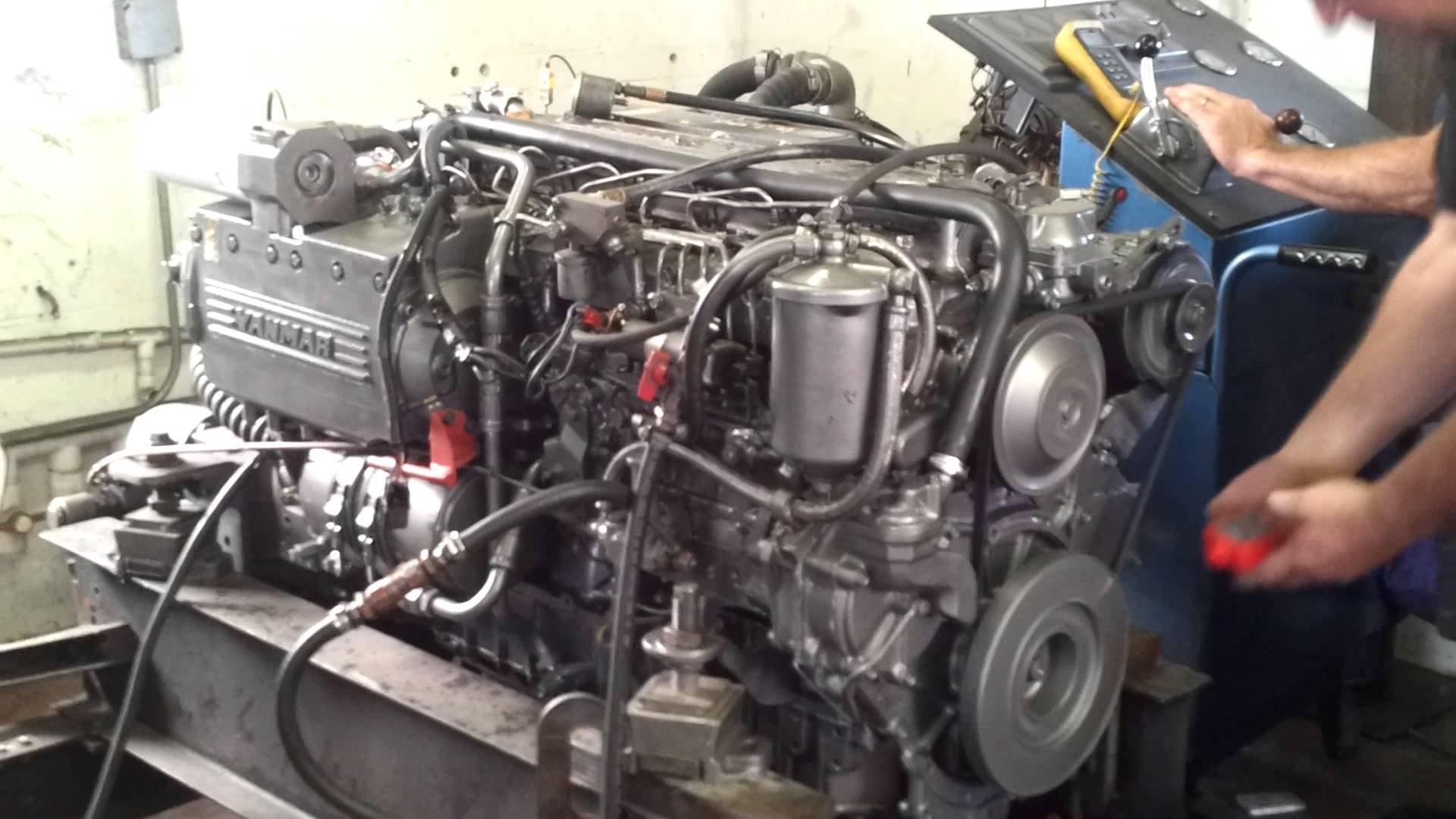 Yanmar Marine Diesel Engine 6LYA-UTE, 6LYA-STE Service Repair Workshop  Manual DOWNLOAD