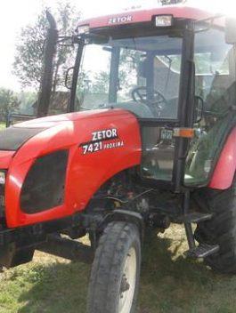 Zetor 7421 Tractor Workshop Service Repair Manual