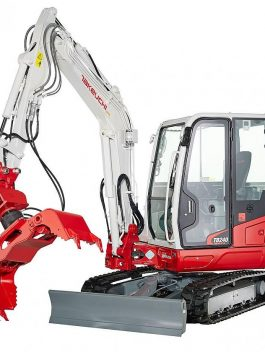 TAKEUCHI TB240 Compact Excavator Workshop Service Repair Manual