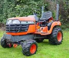 Kubota B2200 Tractor Workshop Service Repair Manual