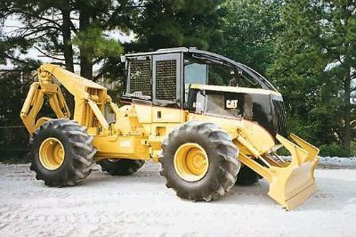 1995 Caterpillar 525 Wheel Skidder Workshop Service Repair Manual