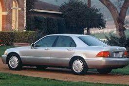 1997 Acura Rl Workshop Service Repair Manual
