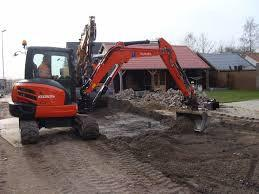Kubota KX057-4 Hydraulic Excavator Service Workshop Manual
