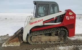 TAKEUCHI TL150 CRAWLER LOADER WORKSHOP SERVICE MANUAL DOWNLOAD