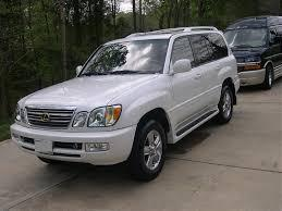 2004 LEXUS LX470 WORKSHOP SERVICE REPAIR MANUAL