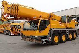 Liebherr LTM 1060-2 Workshop Service Repair Manual