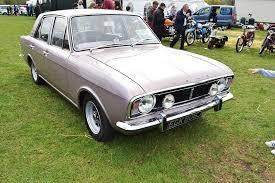 1970 Ford Cortina Mark II Workshop Service Repair Manual