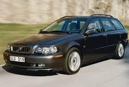 2003 Volvo V40 Workshop Service Repair Manual