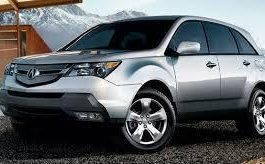 2009 Acura Mdx Workshop Service & Repair Manual