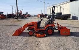 2015 Kubota BX2670 Tractor Workshop Service Repair Manual