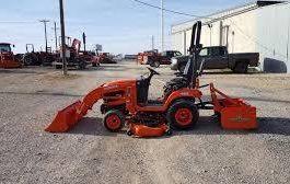 2015 Kubota BX2670 Tractor Workshop Service Repair Manual
