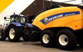 New Holland 1290 big baler Operator manual